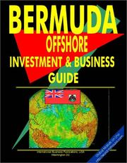Cover of: Bermuda Offshore Investment and Business Guide | USA International Business Publications