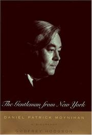 Cover of: The gentleman from New York
