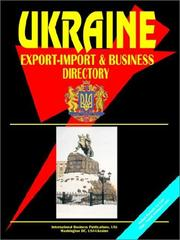 Cover of: Ukraine Export-Import & Business Directory