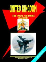 Cover of: United Kingdom Army, National Security And Defense Policy Handbook