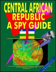 Cover of: Central African Republic