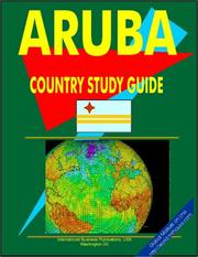 Cover of: Aruba | USA International Business Publications