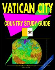 Cover of: Vatican City Country