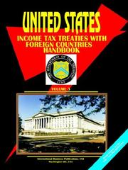 Cover of: US Income Tax Treaties with Foreign Countries Vol. 3