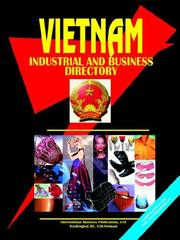 Cover of: Vietnam Industrial and Business Directory