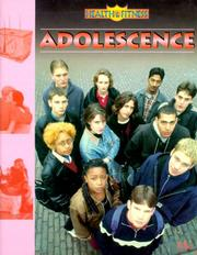 Cover of: Adolescence (Health & Fitness) |