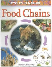 Cover of: Food Chains (Greenaway, Theresa, Cycles in Nature.)