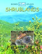 Cover of: Shrublands (Biomes Atlases)