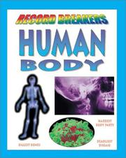 Cover of: Human Body (Jefferis, David. Record Breakers.) | David Jefferis