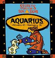 Cover of: Aquarius Monterey