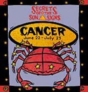 Cover of: Cancer Monterey