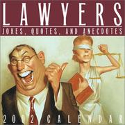 Cover of: Lawyers
