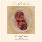 Cover of: Anne Geddes 2002