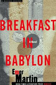 Cover of: Breakfast in Babylon