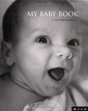 Cover of: My Baby Book