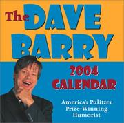 Cover of: The Dave Barry 2004 Day-To-Day Calendar