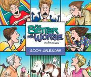 Cover of: For Better or For Worse 2004 Day-To-Day Calendar