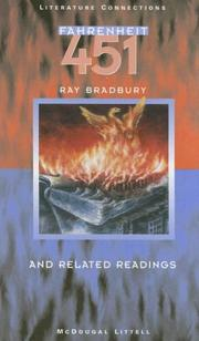 Cover of: Fahrenheit 451 and Related Readings