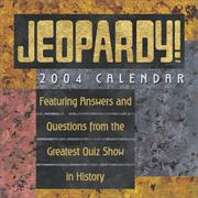 Cover of: Jeopardy! 2004 Day-To-Day Calendar | n/a