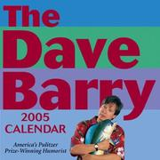 Cover of: Dave Barry