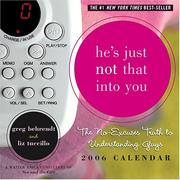 Cover of: He's Just Not That into You | Simon and Schuster, Andrews McMeel Publishing