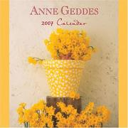 Cover of: Anne Geddes Down in the Garden 2007 Mini Wall Calendar