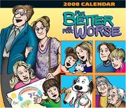 Cover of: For better or for worse