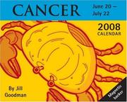 Cover of: Horoscope: Cancer