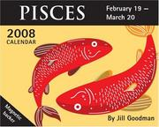Cover of: Horoscope: Pisces