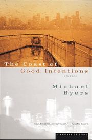 Cover of: The coast of good intentions | Michael Byers
