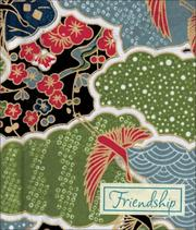 Cover of: Friendship