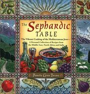 Cover of: The Sephardic table