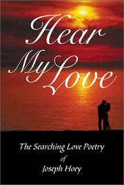 Cover of: Hear My Love