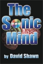 Cover of: The Sonic Mind