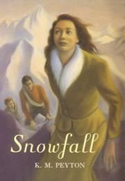 Cover of: Snowfall