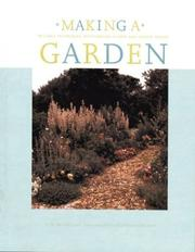 Cover of: Making a garden