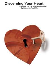 Cover of: Discerning Your Heart