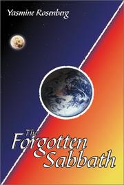Cover of: The Forgotten Sabbath