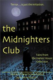 Cover of: The Midnighter Club