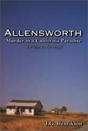 Cover of: Allensworth