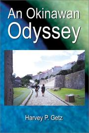 Cover of: An Okinawan Odyssey