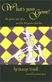 Cover of: What's Your Game
