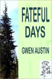 Cover of: Fateful Days