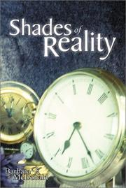 Cover of: Shades of Reality