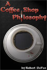 Cover of: A Coffee Shop Philosophy