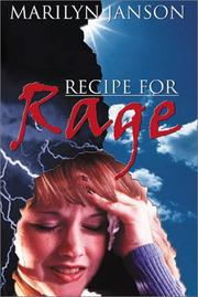 Cover of: Recipe For Rage
