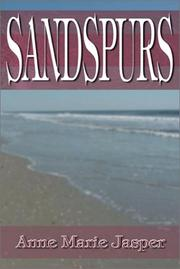 Cover of: Sandspurs
