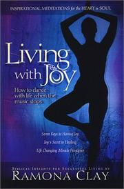 Cover of: Living with Joy