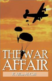 Cover of: The War Affair