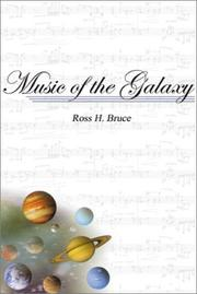 Cover of: Music of the Galaxy